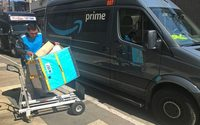 Amazon van drivers' on-time delivery rate falls during Cyber Week