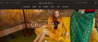 Gucci poursuit son lifting avec un nouveau site Web