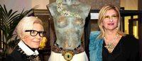 Mostra-evento a Roma per i gioielli-scultura di Marina Corazziari