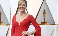 Oscars red carpet: white-hot, red-hot and bronze (medalists)
