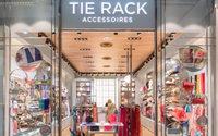 L'enseigne d'accessoires Tie Rack reprise par Draeger Paris
