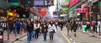 China retail sales grow, industrial output slows