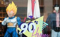 La Garçonnière inaugure un pop-up autour des années 90