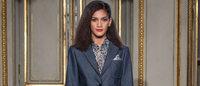 Fashion Week : l'élégance sage de Vanessa Seward, la sensualité deValentino