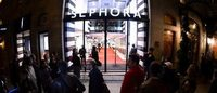 Sephora: an annual growth objective of 10%