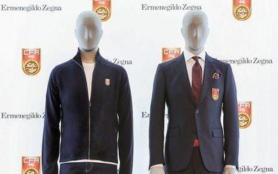 Zegna crea le divise ufficiali della nazionale di calcio cinese - Notizie    Collezione ( 726375) f185f117e55
