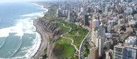 Lima prepara su calle de oro