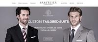 Sartelier, la primera tienda online de trajes en América Latina