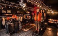 Menswear brand Pretty Green revamps store in Leeds