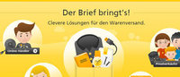 Deutsche Post mit neuen Briefangeboten für den E-Commerce