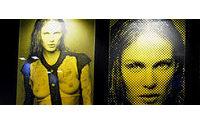 Открылась выставка экспериментальной фотографии Карла Лагерфельда