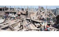 Три года спустя после трагедии Рана Плаза люди требуют справедливости