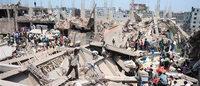 Bangladesh : les ouvriers demandent justice, trois ans après le Rana Plaza
