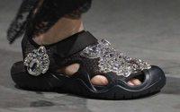 LFW: Christopher Kane kooperiert erneut mit Crocs