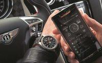 Breitling crée une montre connectée pour Bentley
