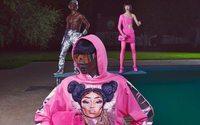 La rapper Nicki Minaj firma una capsule per Fendi