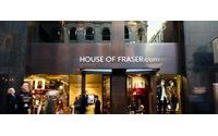 House of Fraser's apparel and accessories director Hay leaving