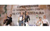 В Новосибирске прошел турнир по танцевальному спорту «Столица Сибири» 2016 на Кубок Westfalika