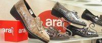 Grupo alemão de calçado ara fatura 576ME em 2013, dos quais 25ME em Portugal