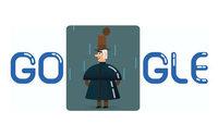 Google homenageia inventor da gabardina