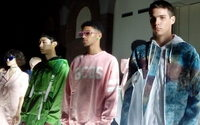 Italian-style streetwear sparkles at Milan Fashion Week