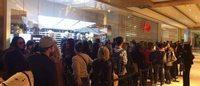 In fila per ore per accaparrarsi un capo della collezione Balmain per H&M