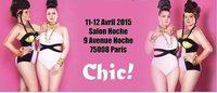 Sfida alle top grissino durante la Pulp Fashion Week di Parigi