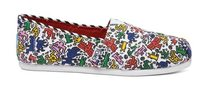 Toms and the Keith Haring Foundation create capsule collection