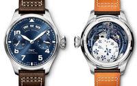 IWC versteigert Uhr für guten Zweck