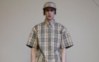 Gosha Rubchinskiy links with Burberry, Stephen Jones and Adidas