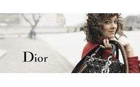 Marion Cotillard, toujours égérie du sac Lady Dior