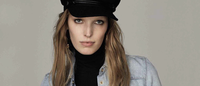 O jeans da ostentação na Vogue Espanha