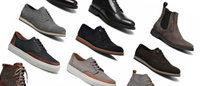 Sarenza lance sa marque de chaussure pour homme