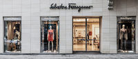 Ferragamo H1 core profit up 9 pct