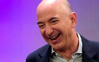 Amazon's Bezos tops Forbes world's rich