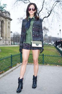Street Fashion Paris N284