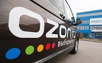 Ozon тестирует доставку за 40 минут