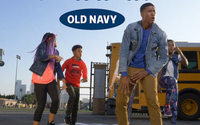Old Navy partners with Pharrell Williams for BTS campaign