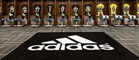 Adidas sets sights on football stars in big U.S. drive