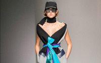 Arab Fashion Week de Dubaï : la ligne unisexe de Rad Hourani fait son entrée