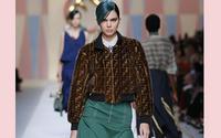Mailand Fashion Week: Tropischer Futurismus für das florierende Fendi