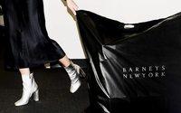 Barneys New York pede proteção contra falência