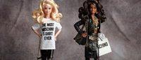 Mattel представила коллаборацию с брендом Moschino