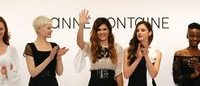 Anne Fontaine hosts runway show at South Coast Plaza