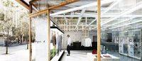 アニエスベー国内初のフルラインナップブティック、銀座マロニエ通りに9月オープン