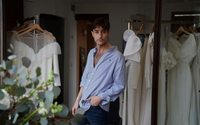 Rising Spain designer takes haute couture to village home