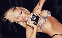 Pamela Anderson promotes body positivity in first lingerie collaboration with Coco de Mer