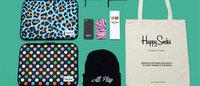 Happy Socks s'offre une collection d'accessoires