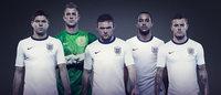 Nike: le maillot de l'Angleterre fait aussi polémique