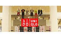 Новый магазин Uniqlo в Москве